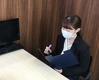 ご登録者とスタッフ・従業員の健康と安全に配慮いたします